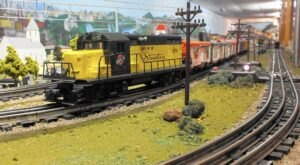 This Indoor Train Park Hiding In Iowa Proves There's Still A Kid In All Of Us