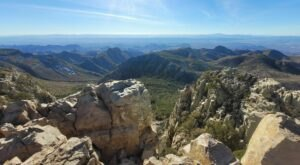 Explore 800,00 Acres Of Unparalleled Views Of The Chisos Mountains On This Scenic Hike In Texas