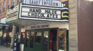 This Candy Store In Montana, Montana Candy Emporium, Is Delightful