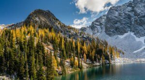 Explore A New Side Of Blue Lake Trail, A Special North Cascades Hike In Washington