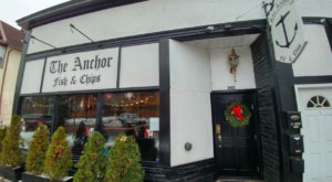 Have A Meal At A Traditional Irish Chipper Without Leaving Minnesota At The Anchor Fish And Chips