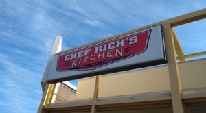 The Gourmet Burgers At Chef Rich's Kitchen In Ohio Will Spoil You For Life
