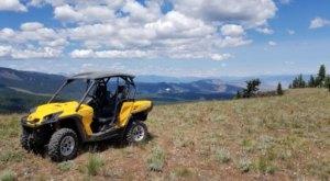 Rent A UTV In Washington And Go Off-Roading Through Chelan County