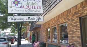 This Enormous Quilt Store In Wyoming, Lickety Stitch, Has Everything You Could Possibly Need