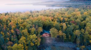Nestled In A Hidden Cove On Lake Superior, This Minnesota Airbnb Is An Absolute Must-Stay