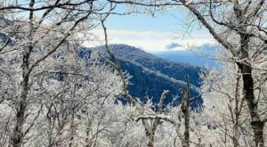 Hike On This Winter-Friendly Part Of The Long Trail In Vermont For Gorgeous Snowy Vistas