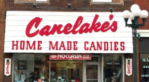 Serving Up Homemade Candy Since 1905, Canelake's Candies In Minnesota Is A Retro Candy Store You Must Visit