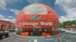 Orange World Is A Massive Gift Shop In Florida That Is Like No Other In The World