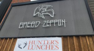 Some Of Montana's Best Pizza Is Served At Bread Zepplin, A Local Bakery That's Hip And Delicious