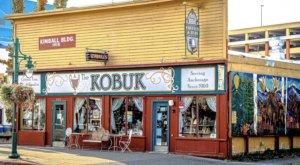According to Food & Wine Magazine, The Best Doughnuts In Alaska Are At The Kobuk