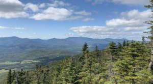 Explore Miles Of Unparalleled Views Of The Green Mountains On The Scenic Mount Hunger Trail In Vermont
