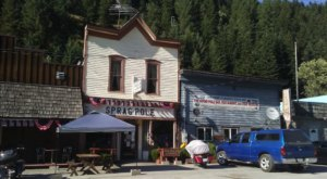 A Combined Museum And Inn, The Sprag Pole Is Well Worth A Stop In This Old Idaho Mining Town