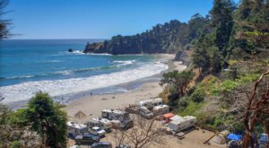 You Can Watch Whales From Your Campsite At Anchor Bay Campground In Northern California