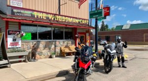 If You're Looking For A New Go-To Breakfast Spot, Try The Woodsman Cafe In Small-Town Minnesota