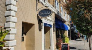 What Used To Be An Ohio Bank Is Now An Elegant Place To Dine Called Coldwater Cafe