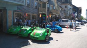 See Rhode Island In A Whole New Way On A Rental From Scooter World