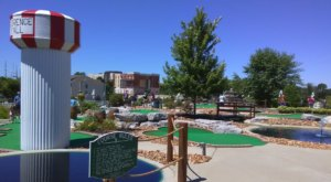 Home To A Kentucky-Themed Mini Golf Course And More, World Of Golf Is A Golfer's Paradise