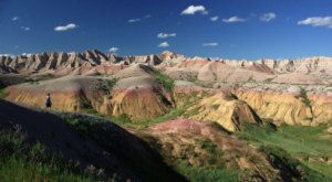 Escape To Yellow Mounds Overlook For A Beautiful South Dakota Nature Scene