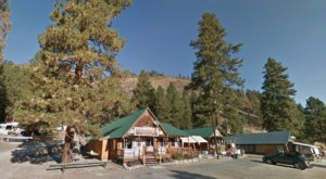 Escape To A Tiny Village In The Idaho Mountains With A Stay At The Featherville Resort