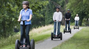Explore Montana In A Whole New Way With A Unique Segway Tour