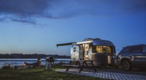 Spend The Night In Iconic Airstream Campers At Bay Point Landing