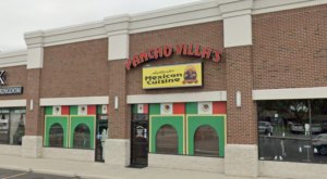 Home Of The 8-Pound Burrito, Pancho Villa's Near Detroit Shouldn't Be Passed Up