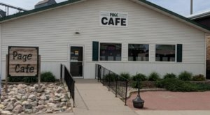 The Tiny Town Of Page, North Dakota Has A Cafe With Some Of The Best Pie You'll Ever Try
