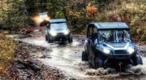 Rent A UTV At Fisher's Off-Road Rentals Near Nashville And Go Off-Roading Through The Heart Of Middle Tennessee