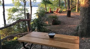 This Secluded Cottage Lets You Have Your Own Slice Of Arkansas' Lake Catherine