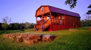 Stay On A Farm And Drink In The Scenery Of Arkansas' Lost Valley View Cabins