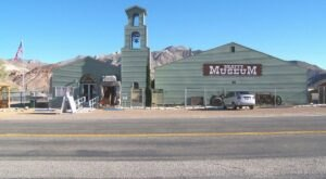 Explore Relics From A Bygone Era At The Beatty Museum In Nevada Where Admission Never Costs A Thing