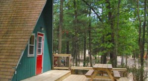 Adventure Bound Camping Resort Is A Cabin Campground In New Jersey That May Just Be Your New Favorite Destination