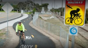 Explore A New Side Of San Diego Bay With Bayshore Bikeway, A Special Bike Trail In Southern California