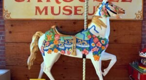 Bristol, Connecticut's New England Carousel Museum Is Sure To Make You Feel Like A Child Again
