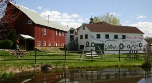 For Over 100 Years Hogan's Cider Mill Has Been Serving Up Cider and Old-Fashioned Fun To Connecticut