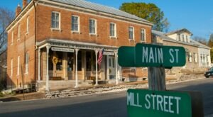 Maeystown Is A Historic German Town In Illinois That You've Probably Never Heard Of