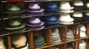 The Historical Del Monico Hatter Has Been The Tops in Fashionable Connecticut Headwear For Over 100 Years