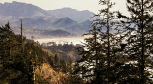 Escape To Seaside For A Beautiful Oregon Nature Scene