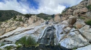 The Gorgeous 1.5-Mile Hike In Southern California's Santa Ana Mountains That Will Lead You Past A Waterfall And Creek