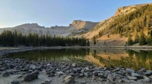 The Gorgeous 2.7-Mile Hike In Nevada's Great Basin National Park That Will Lead You Past Two Alpine Lakes