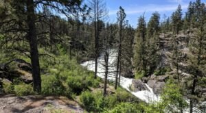 The Views Of The Spokane River Can't Be Beat From The Old Wagon Loop Trail In Idaho