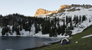 Green Mountain To Green Lake Trail Is An Easy Hike In Wyoming That Takes You To An Unforgettable View