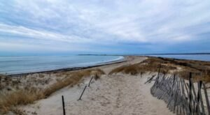 The Gorgeous 3.2-Mile Hike In Rhode Island's Napatree Point Conservation Area That Will Lead You Past Panoramic Ocean Views