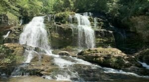 Take A Magical Waterfall Hike In South Carolina To Long Creek Falls, If You Can Find It