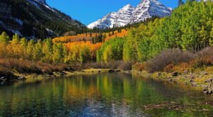 The Most-Photographed Mountain In The Country Is Right Here In Colorado