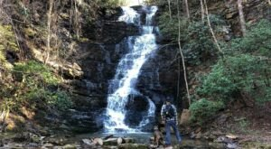 The Gorgeous 1.1-Mile Hike In South Carolina's Sumter National Forest That Will Lead You Past A Waterfall And Stream