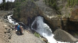 The Lower Cedar Creek Falls Trail In Idaho Is A 3-Mile Out-And-Back Hike With A Waterfall Finish