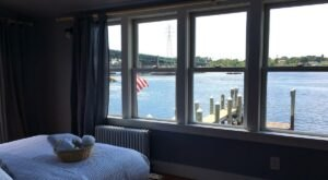 Stay In A Charming Rhode Island Cottage With Its Own Private Dock