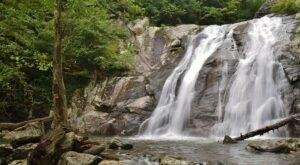 Escape To White Oak Falls For A Beautiful Virginia Nature Scene