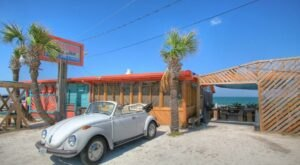 Watch The Waves Roll In With Unobstructed Ocean Views At High Tides At Snack Jack In Florida